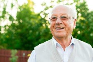 indiana senior living options make a man optimistic about retirement