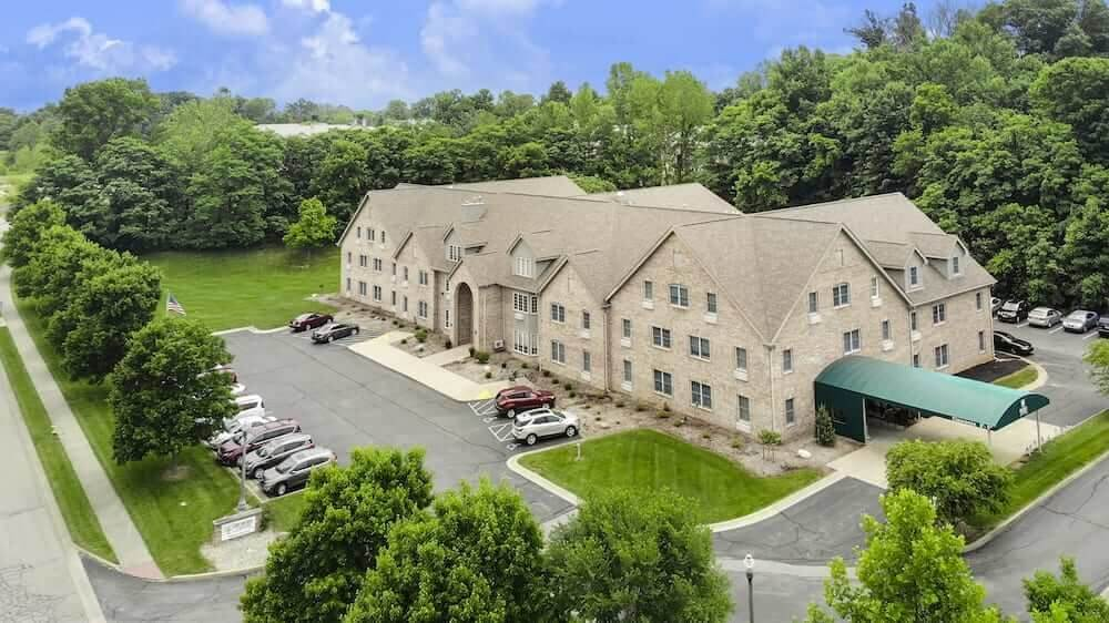 GreenTree Arial View 04