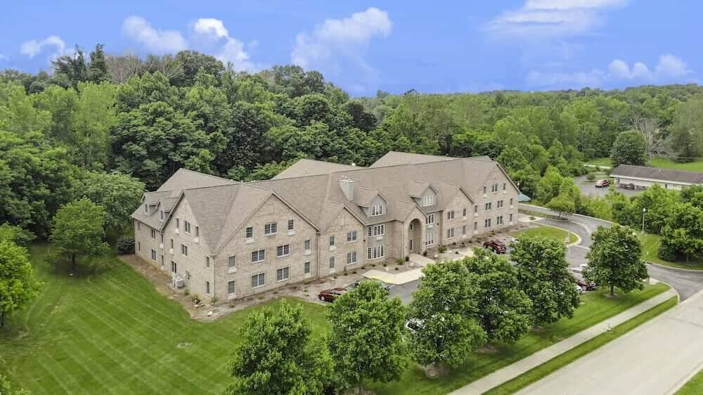 GreenTree Arial View 03