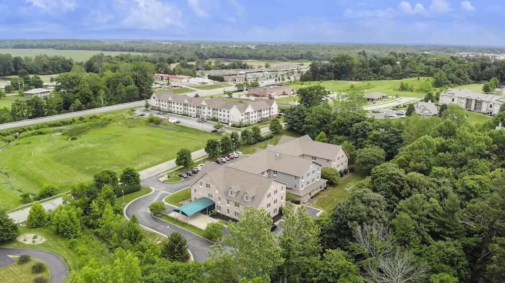 GreenTree Arial View 01