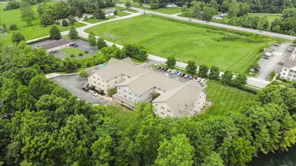 GreenTree Arial View