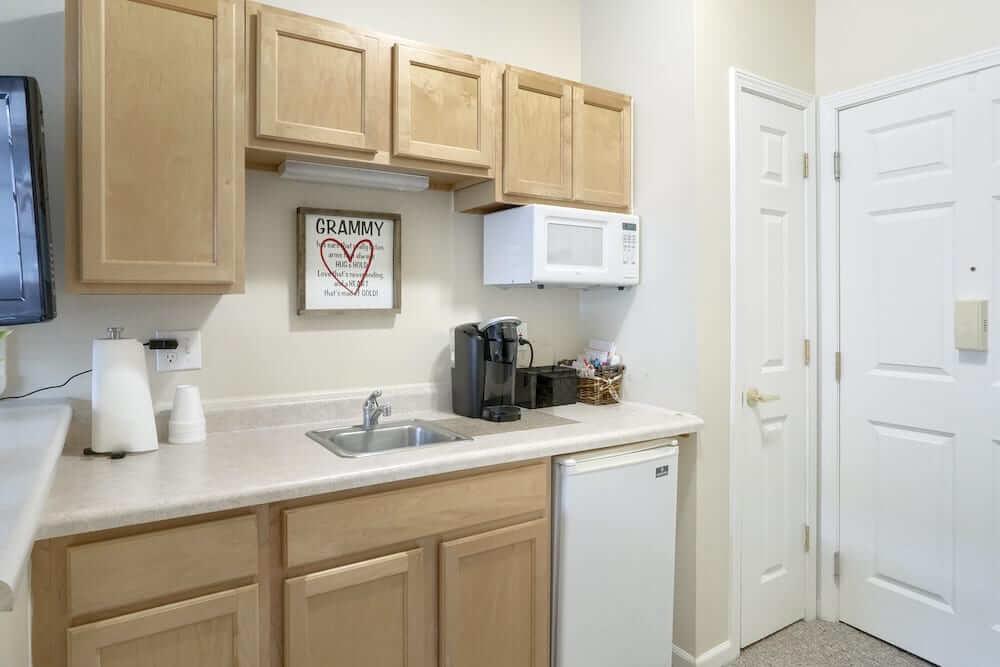 Kitchen Model Room